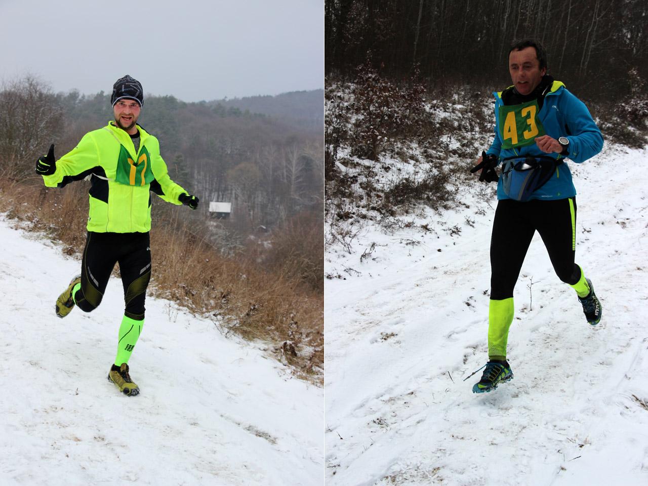 Andrej Michalčík a Jaroslav Jandúch