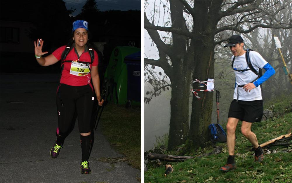 Expresky z hôr 56 - Ultrabežec roka 2016: Katka Janechová a Roman Babulic