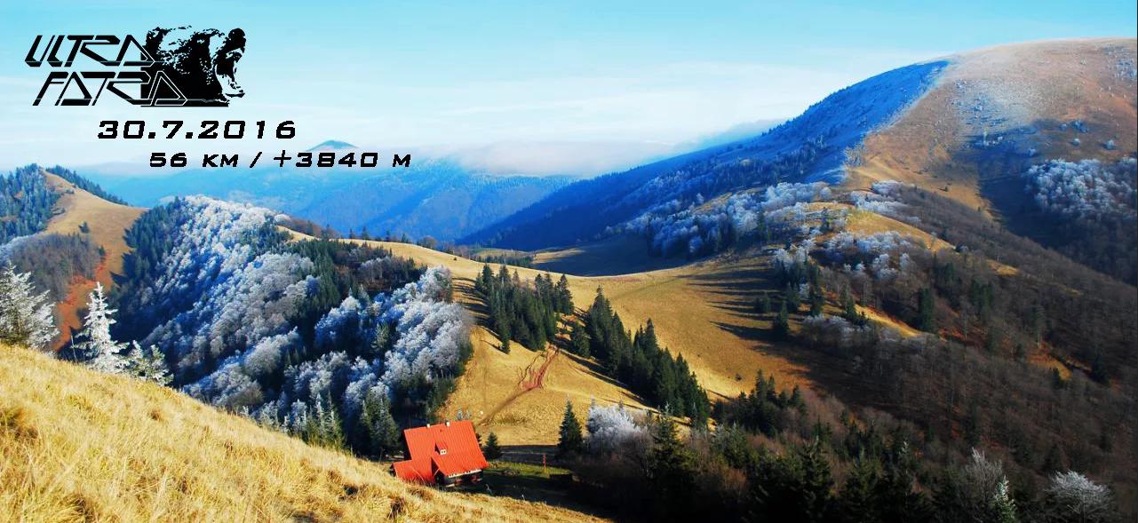 Expresky z hôr 21 - UltraFatra, zdroj: ultrafatra.sk