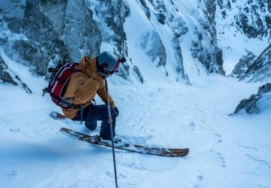 Extrem ski seriál # 1 : Satanovo sedlo 2300 m.m.m