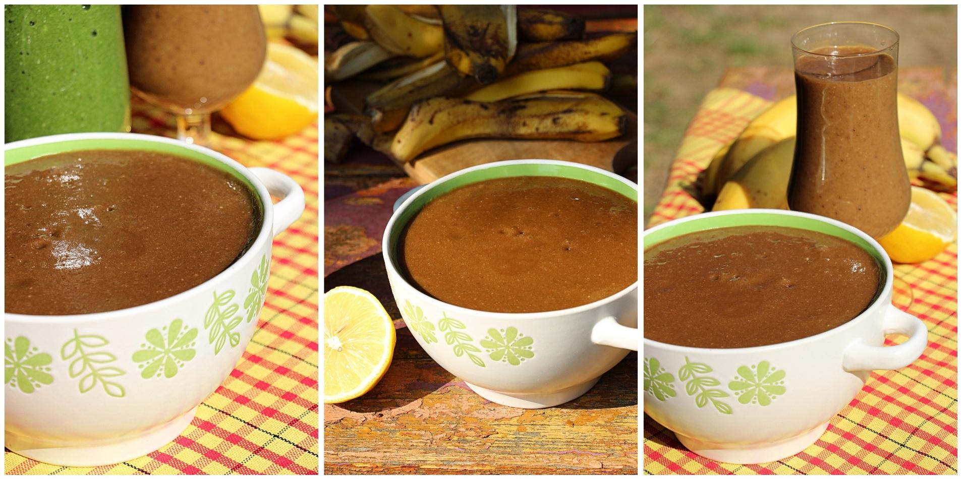 Výsledné čokoládkové kakavko