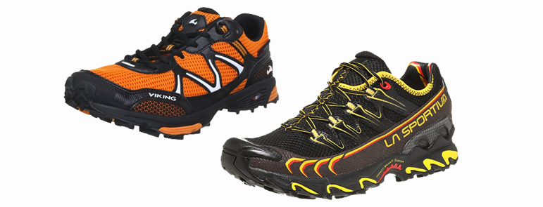 Viking Pinnacle a La Sportiva Ultra Laptor