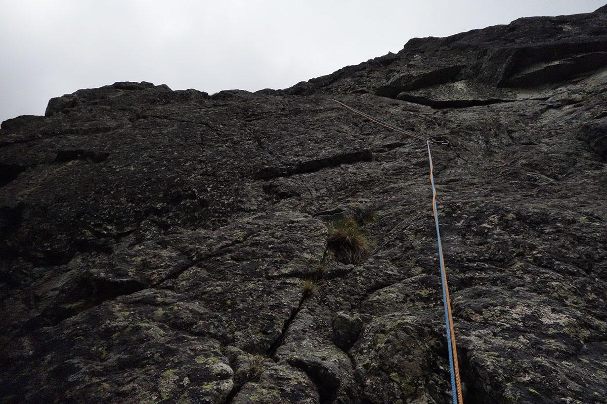 velicka stena, cesta cez výlom, vysoké tatry