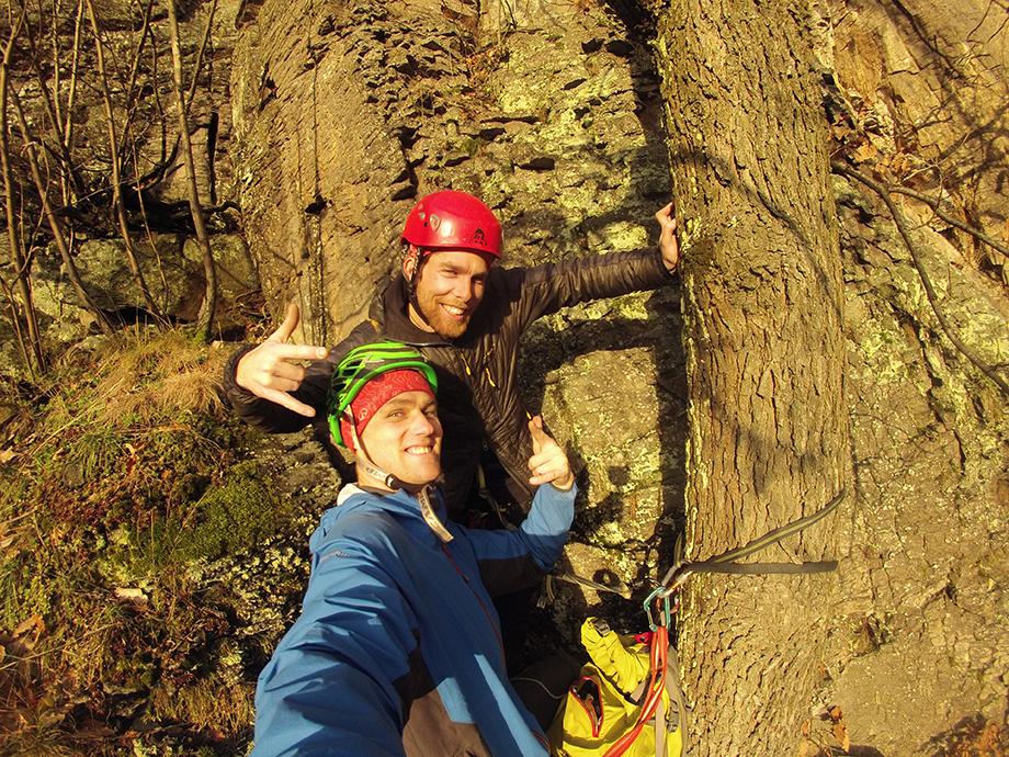 tretí štand to istí, do skorého lezenia :), fitfiriť