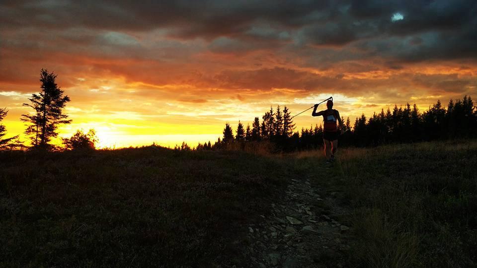 Expresky z hôr 74 - Východniarska stovka 2017, foto: Martin Minaroviech, zdroj: FB page Slovak Ultra Trail