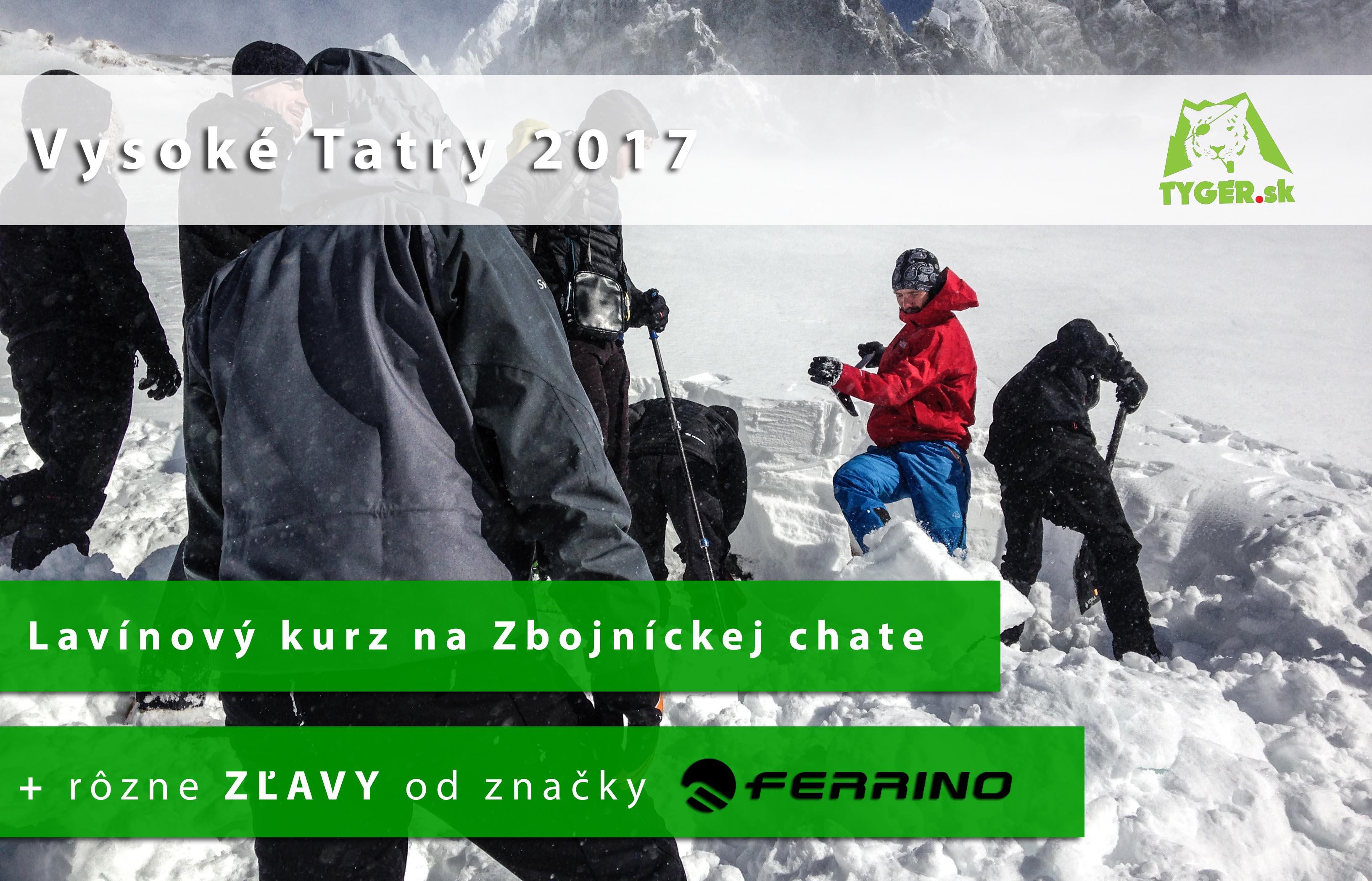 Expresky z hôr 41 - Lavínový kurz 2017
