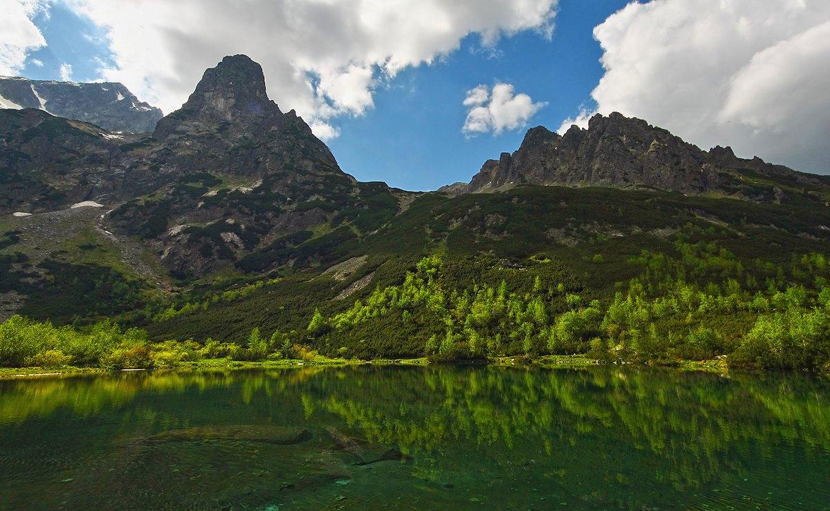 Expresky z hôr 15 - Zelené pleso, Vysoké Tatry, autor: Ladislav Blaho