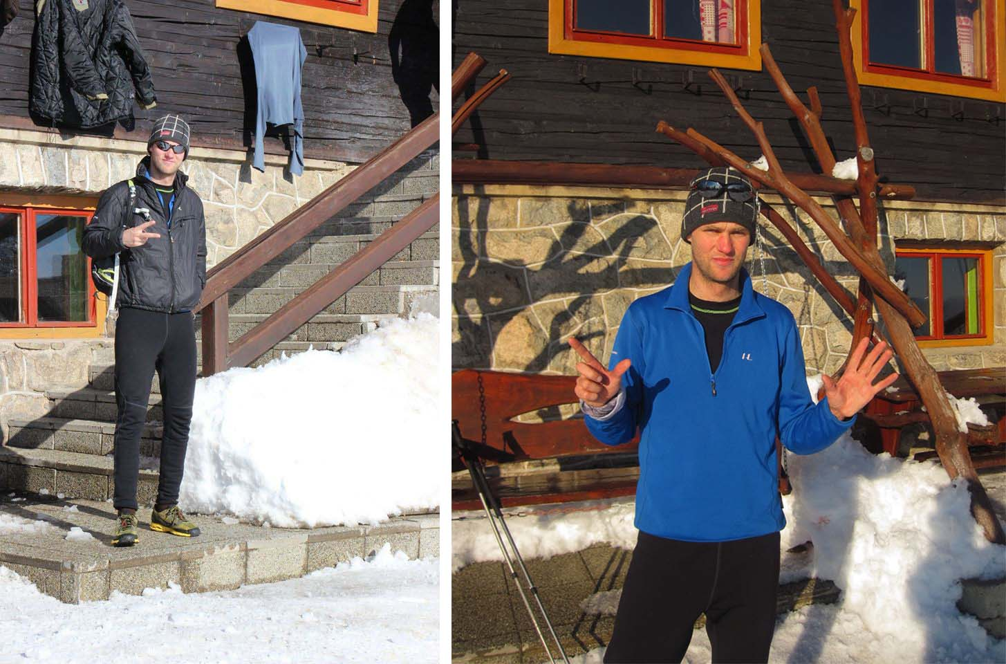 zajo alpine pants elasticke nohavice na zimu